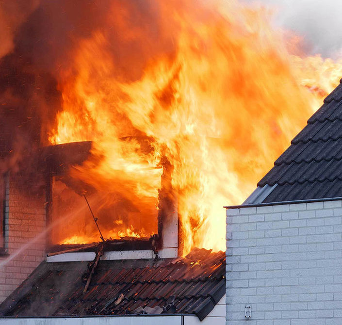 Protect your home against fire